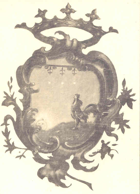 Stemma della famiglia Premuda - Coat of Arms of the Premuda Family